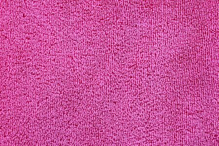 bath: Pink texture of bath towels as a background.