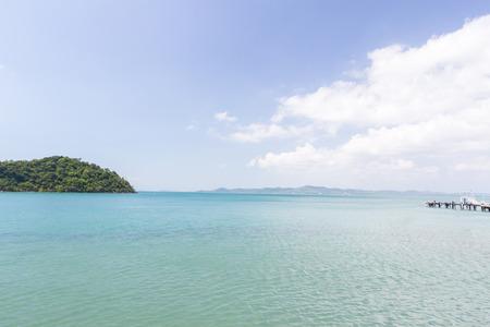 chang: Koh chang beach in Thailand