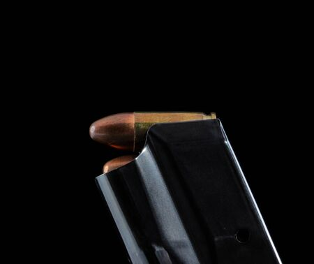 sports shell: Magazine and cartridges