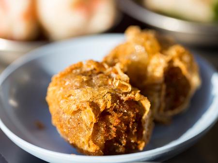 chinese food, dim sum Stock Photo