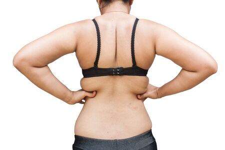 donne obese: Obese women show more fatty parts  from rear