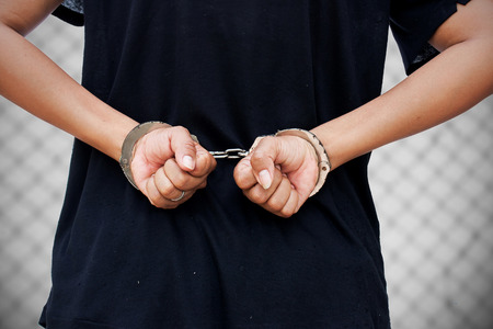 délivrance: ton esclave vintage, concept de traite des êtres humains