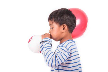 blow up: little boy blow up balloon