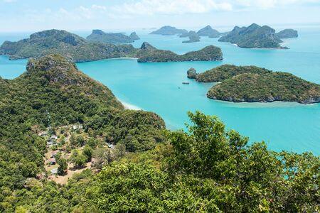 angthong: Angthong Islands National Marine Park