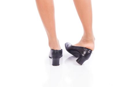 Esguince de tobillo al caminar