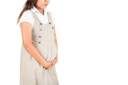Pregnant women  urinary pain