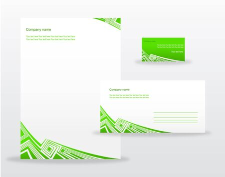 calling art: Business templates