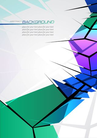 Abstract background for design Stock Vector - 13681620