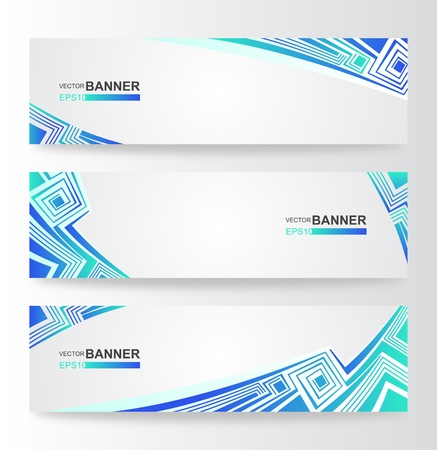 The stylish vertical banners  Vector