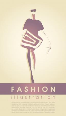 models: Fashion model