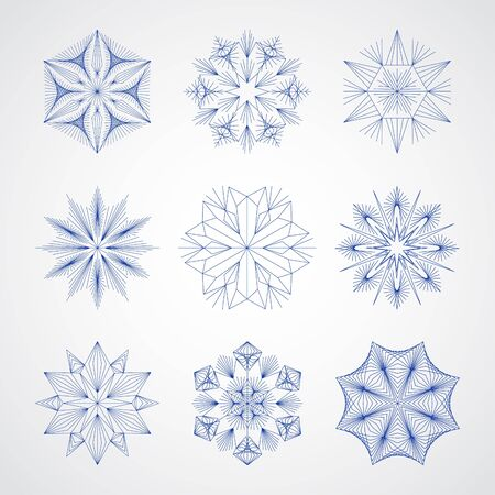 Snowflake Stock Vector - 16845501