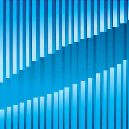 Blue design abstract  background Vector Ilustração