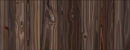 wood texture and patterned background illustration vector Vettoriali