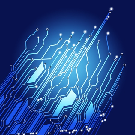 circuit board ,technology background Stock Photo - 11825224