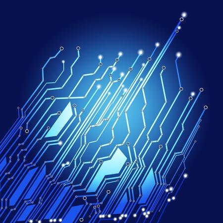 circuitboard: circuito, sfondo tecnologia