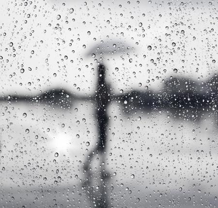 Rainy day photo