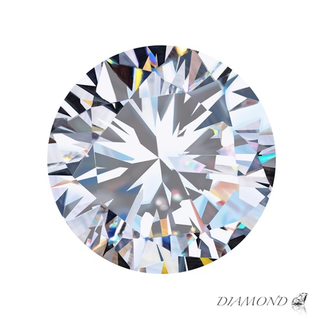 perfect diamond photo