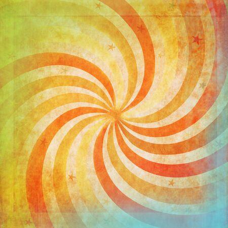 sun burnt: old grunge paper ,retro background