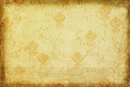 wallpaper pattern classic and vintage style Stock Photo - 12076900