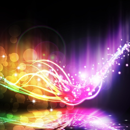 abstract lighting effect ,abstract background photo