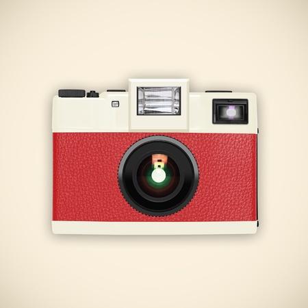 viewfinder vintage: retro and vintage camera ,graphic design Stock Photo