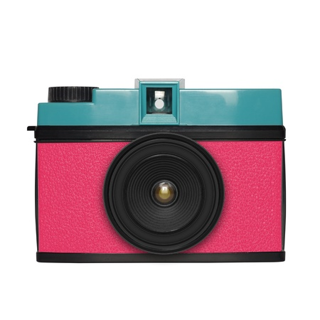 retro en vintage camera, grafisch ontwerp Stockfoto