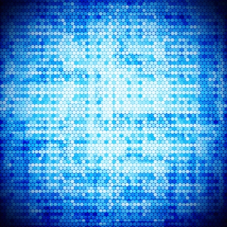 Seamless honeycomb pattern ,technology background photo