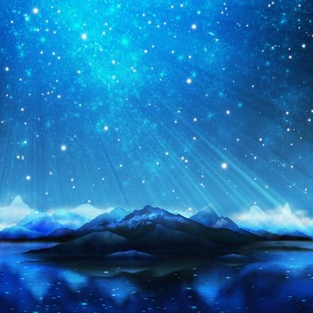 오로라: 오로라, 오로라, 극적인 풍경