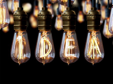 light bulb,idea