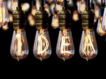 bulbs: light bulb,idea