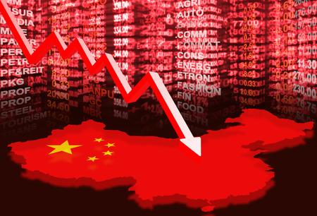 crisis economica: el concepto de mercado de valores, mercado de crisis