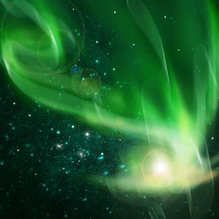 magnetosphere: aurora boreale, aurora boreale