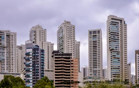 residencial: Contemporary residential area in Belo Horizonte Brazil. Editorial