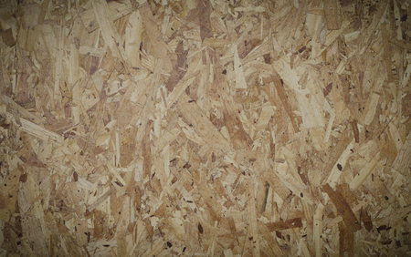 Natural background OSB (Oriented Strand Board).