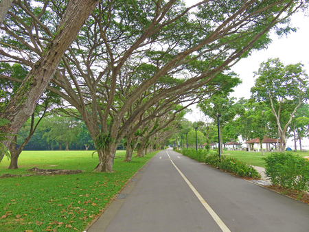 East Coast Park Singapore Stock Photo