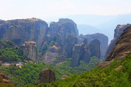 Meteora Monasteries Greece