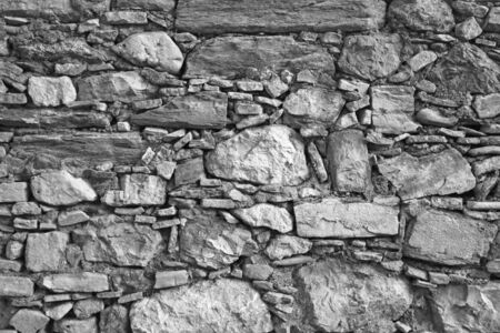 Stone Background. Background from the Great Stones. Gray Blank Background for Your Design, Patterns.