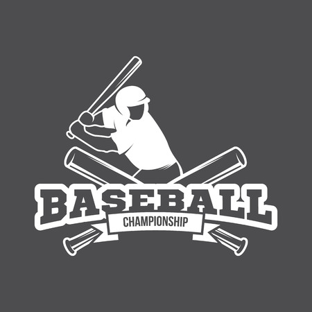 Vector Baseball logo and insignia
