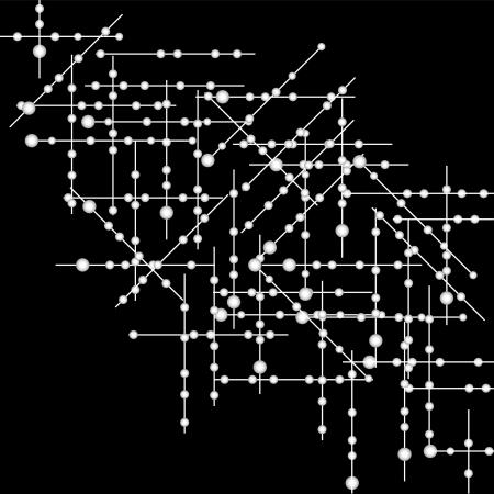 flujo de datos: datos que fluyen de fondo Vectores