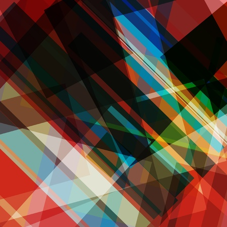 colorful abstract background for design Illustration