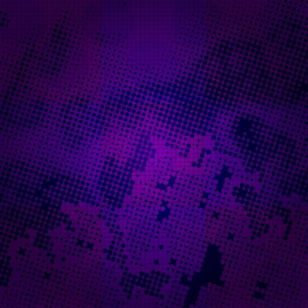 purple little dots effect background Vector