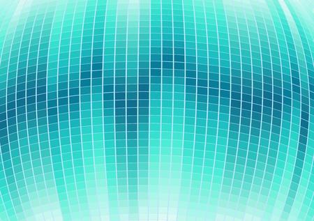 digital wave: azul digital de datos de onda de fondo