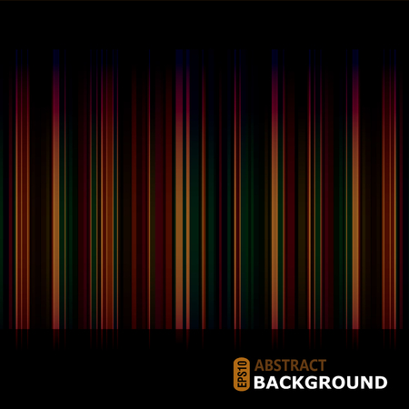 colorful abstract stripe background for design Illustration
