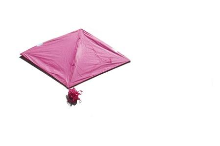 fallen kite Stock Photo - 12682514