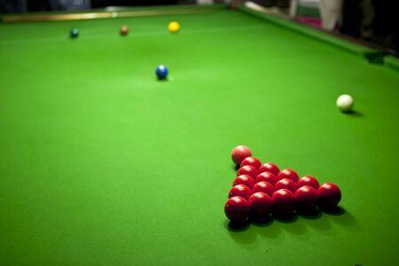 concerted: snooker game