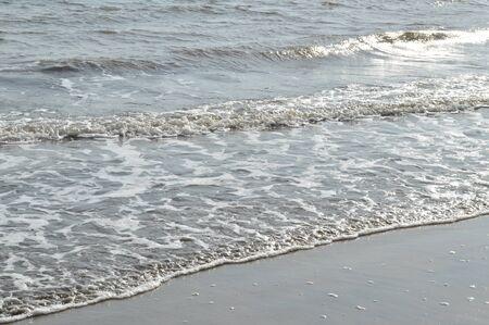 kick around: gathering wave
