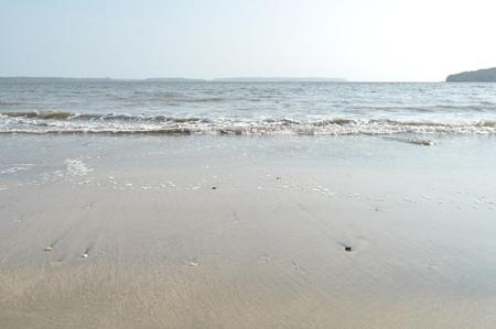 assert: vast seashore Stock Photo