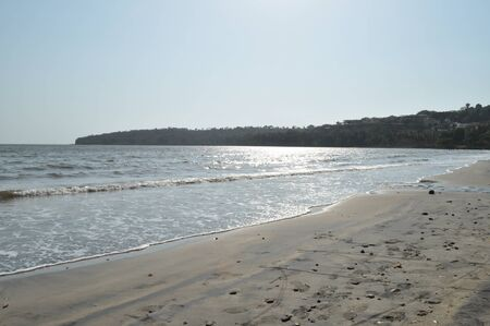 Goa seashore Stock Photo - 13648873