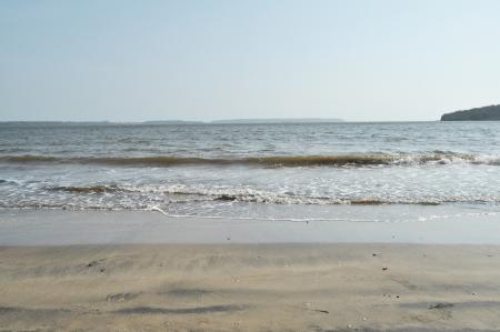 ondas rectilíneas Foto de archivo - 14222755