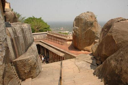 canny: Shravanabelagola ROCKS